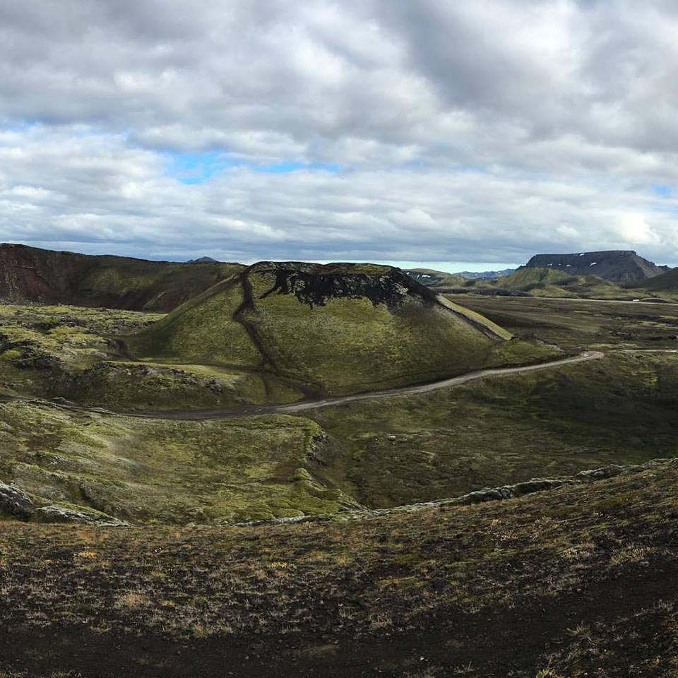 Alandia and Iceland