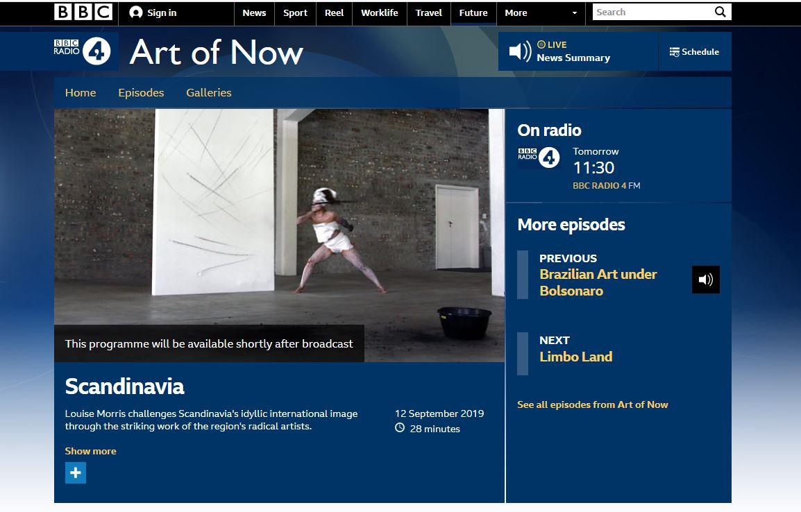 Art of Now – Scandinavia